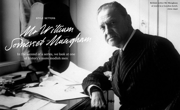 stylistic analysis of louise by william somerset maugham William somerset maugham is considered to be one of the best known english writers of the xxth century he was a great novelist, successful dramatist and popular short-story writer his short stories are characterized by the brilliance of style, a pointed ridicule of many social vices and ironical cynicism they are amusing and exciting as well as.