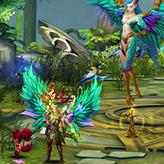 Скриншот игры Rise of Angels