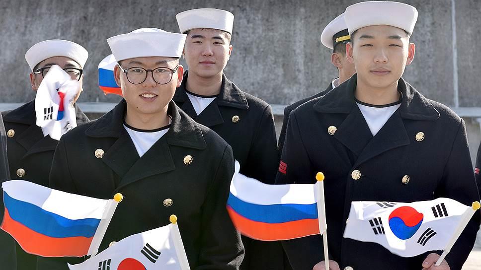 Корейцы в России